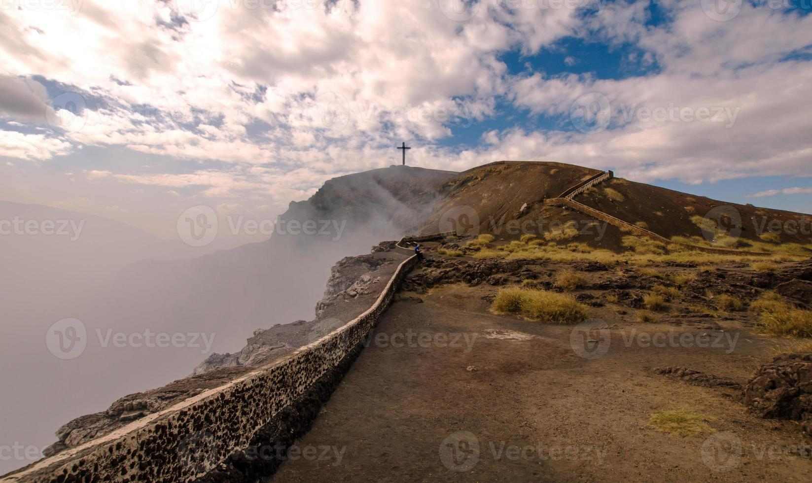 volcan Masaya, Nicaragua photo