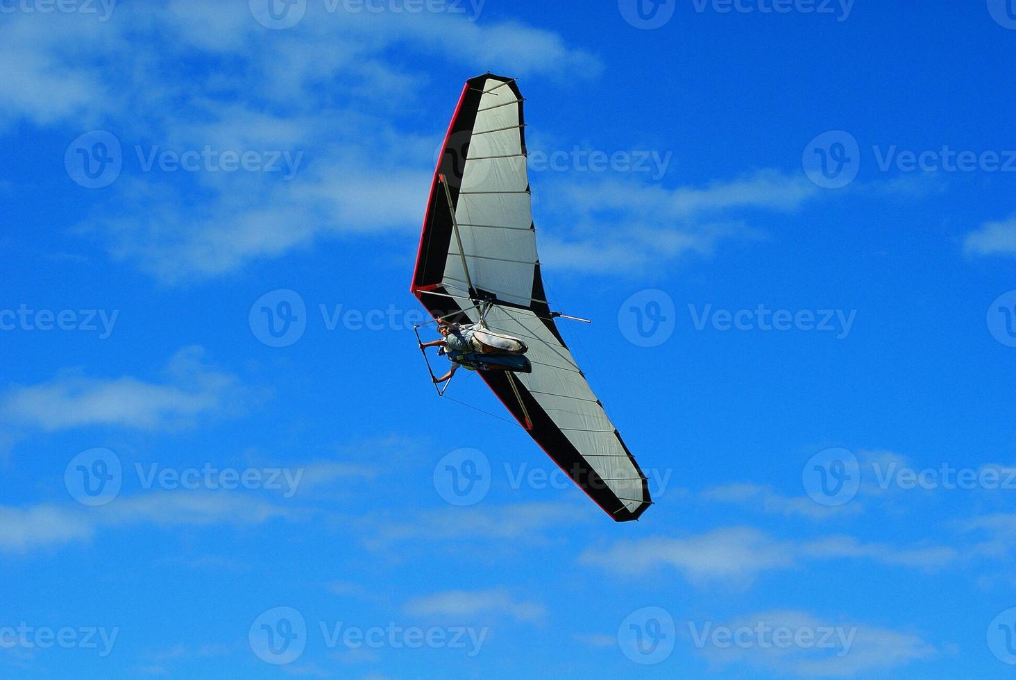 paire de deltaplane photo