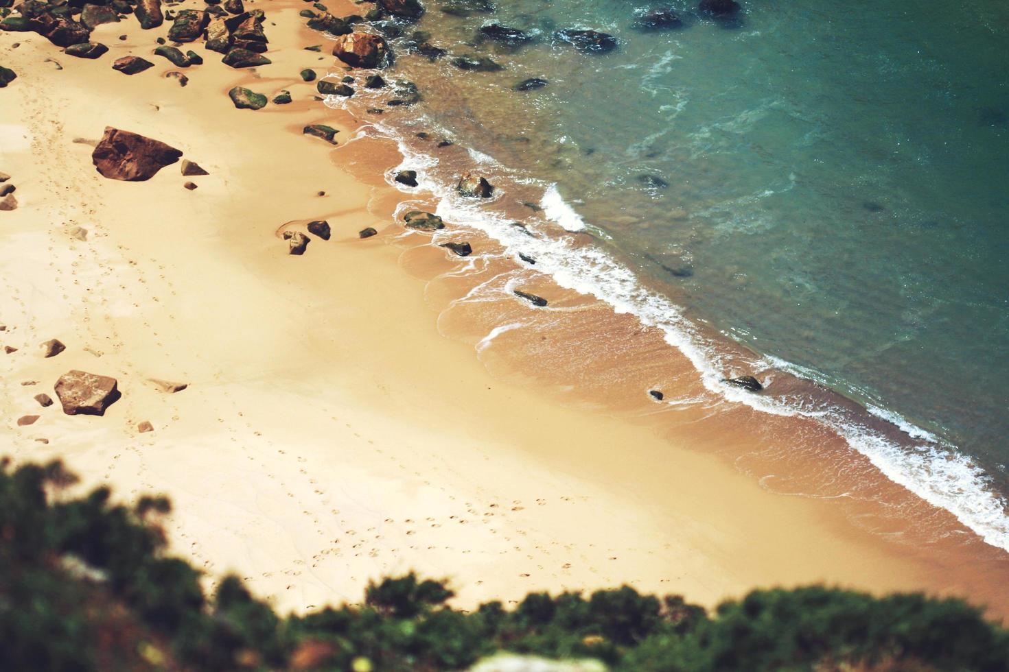plage au portugal photo
