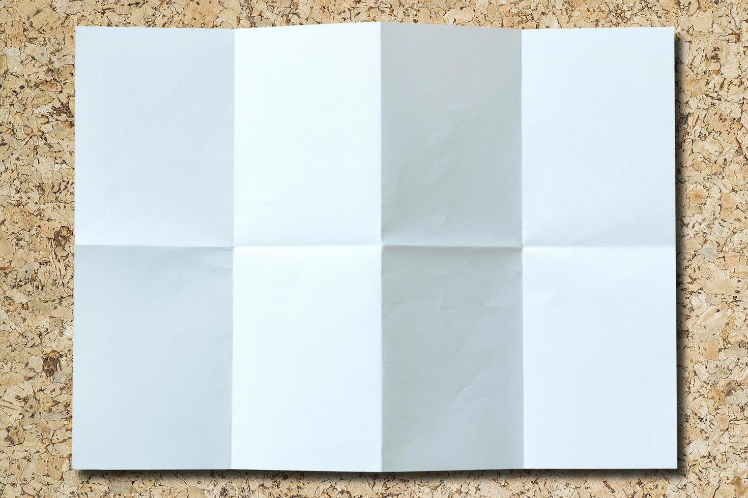 fond de papier blanc isolé photo