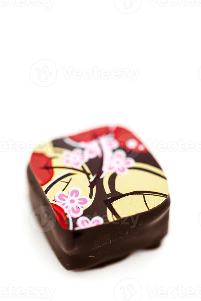 Truffes au chocolat photo