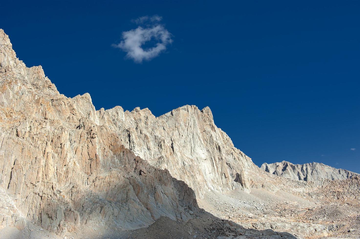 Mount Whitney aux USA photo