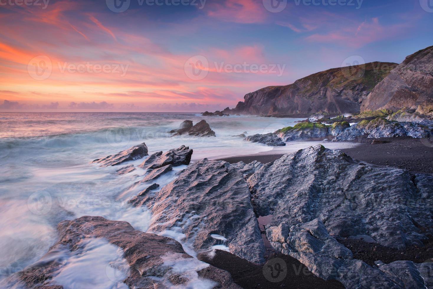 paysage marin photo