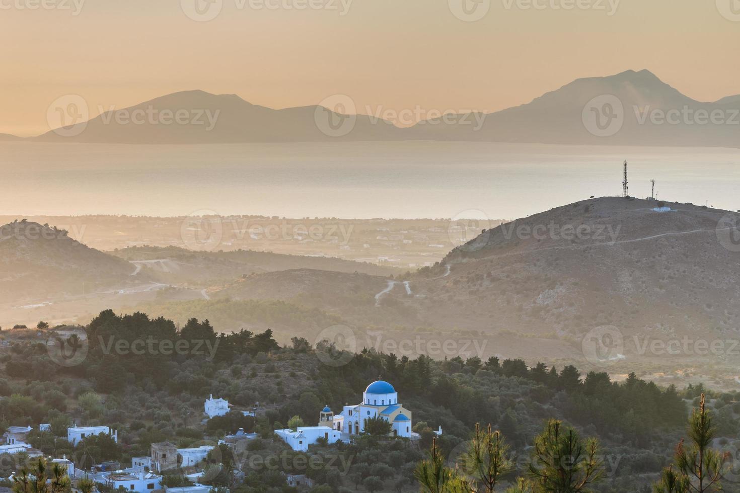 île de kos, grèce photo