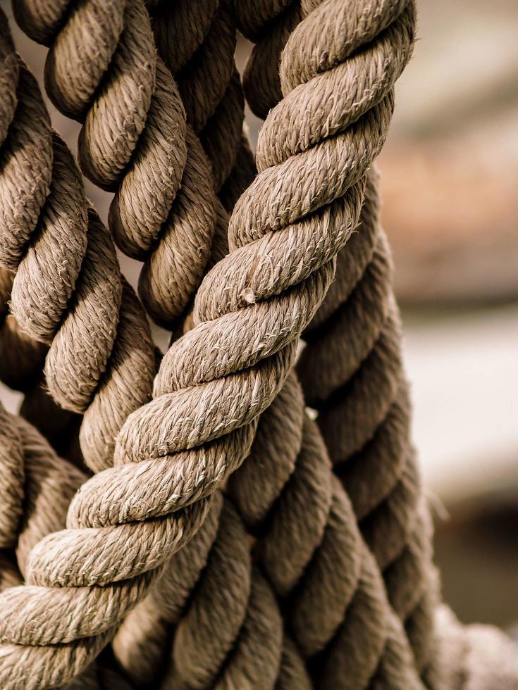 fond de corde avec espace copie photo