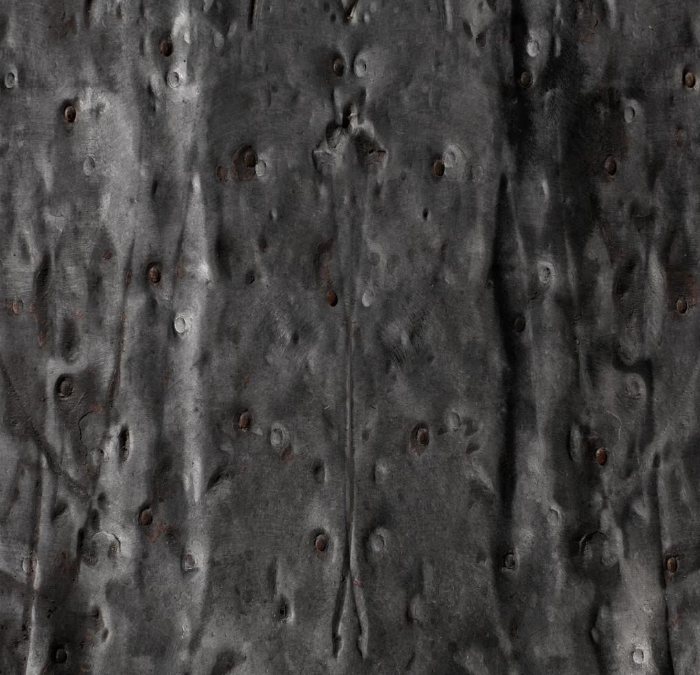 texture en acier oxydé photo