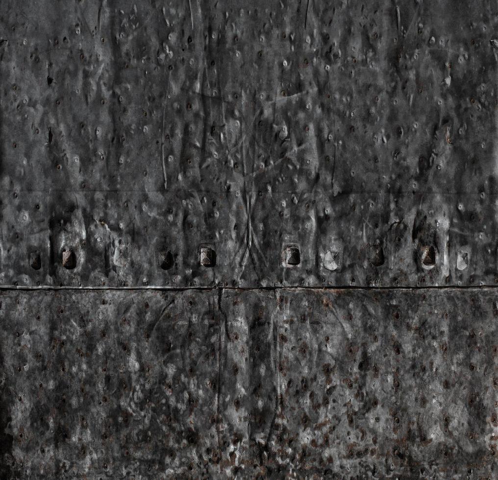 texture en acier oxyde géométrique photo