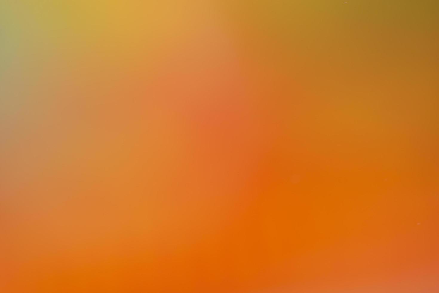 fond orange flou photo