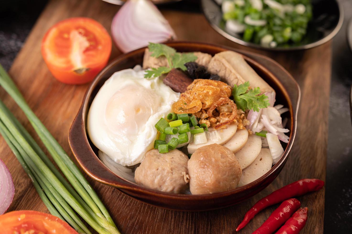 guay jap cuisine thaïlandaise photo