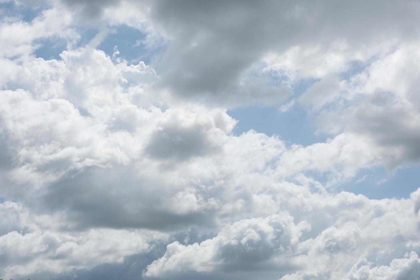 le ciel et les nuages photo