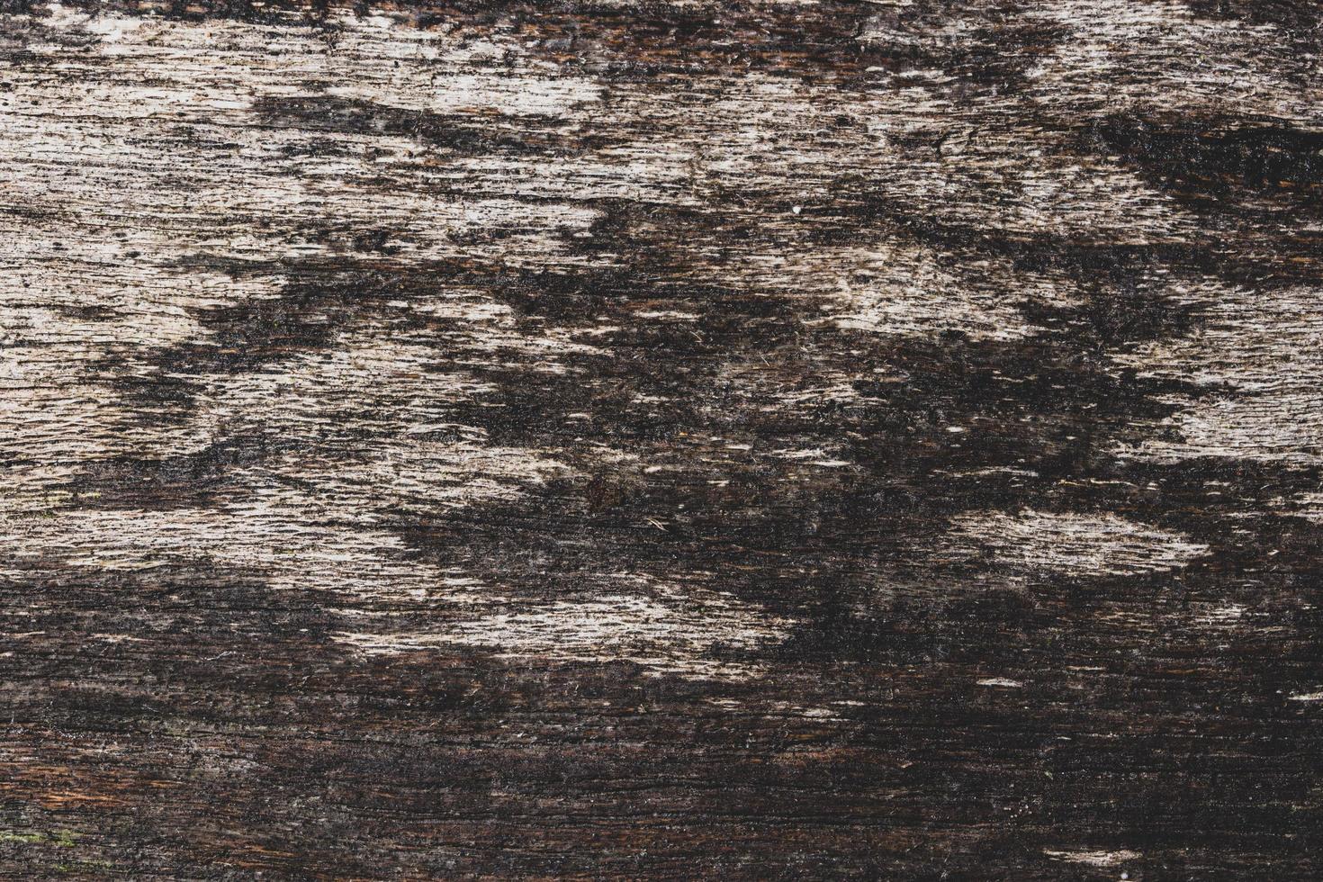 fond de plancher en bois foncé photo