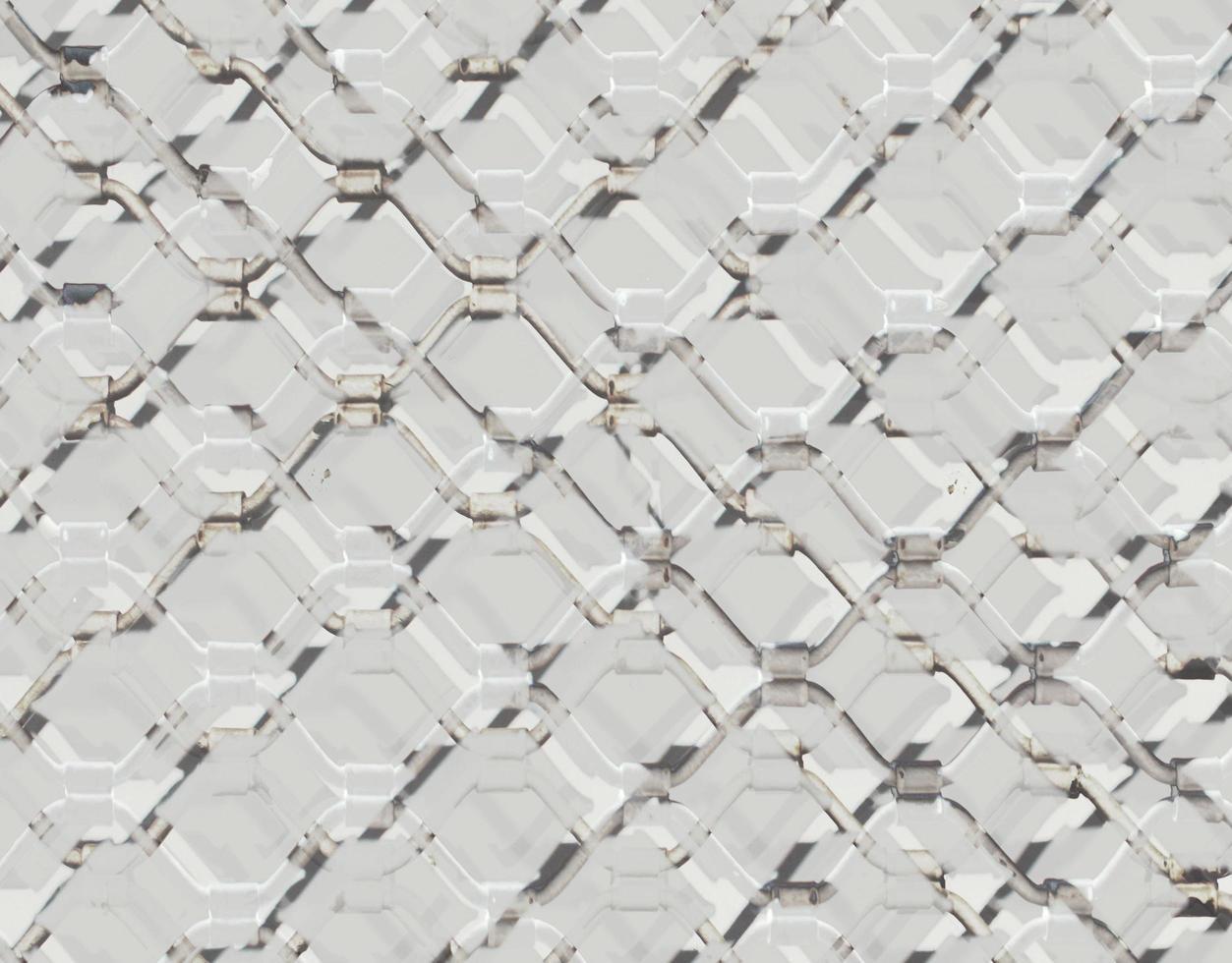 texture en acier de porte abstraite photo