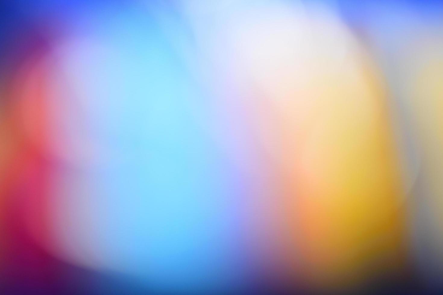 fond de bokeh coloré photo