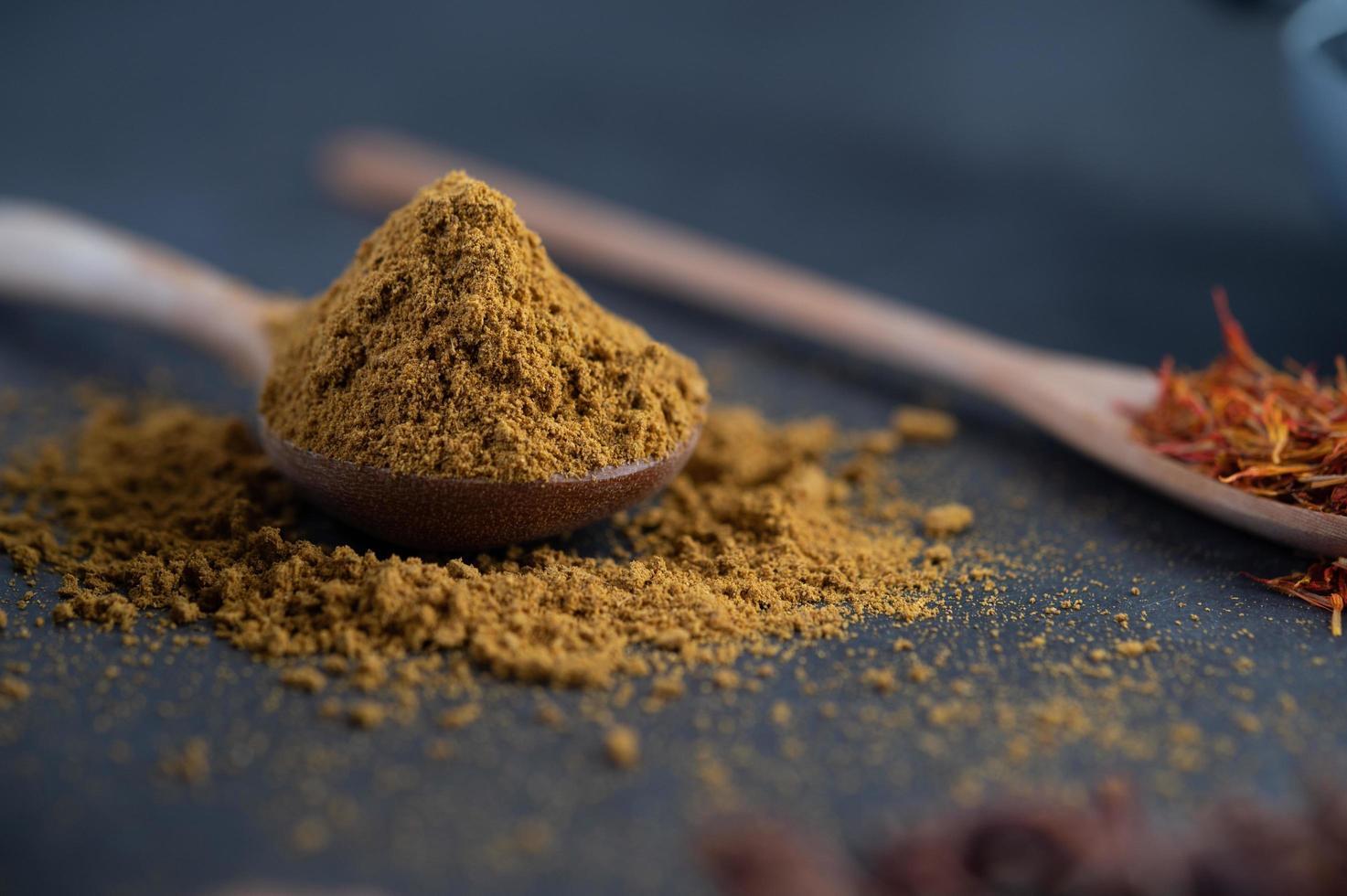 épice de paprika frais photo