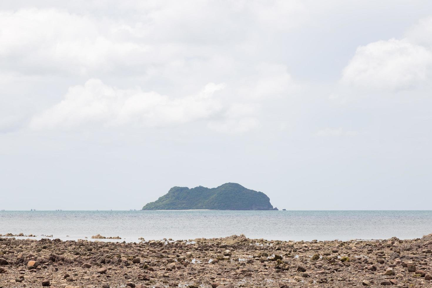 île et plage en thaïlande photo