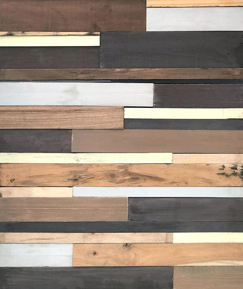 texture de bois variée photo