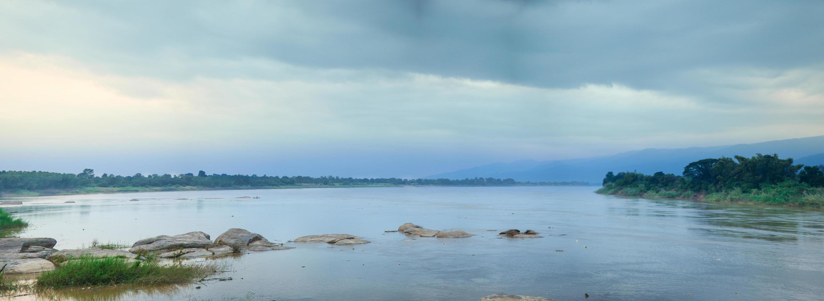 rivière en thaïlande photo