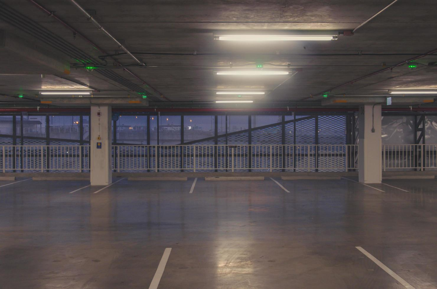 parking voiture photo