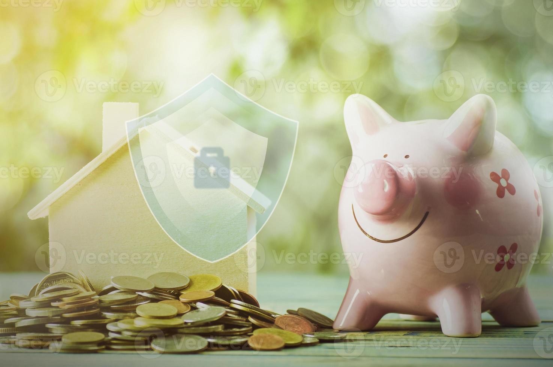 protection maison finance photo