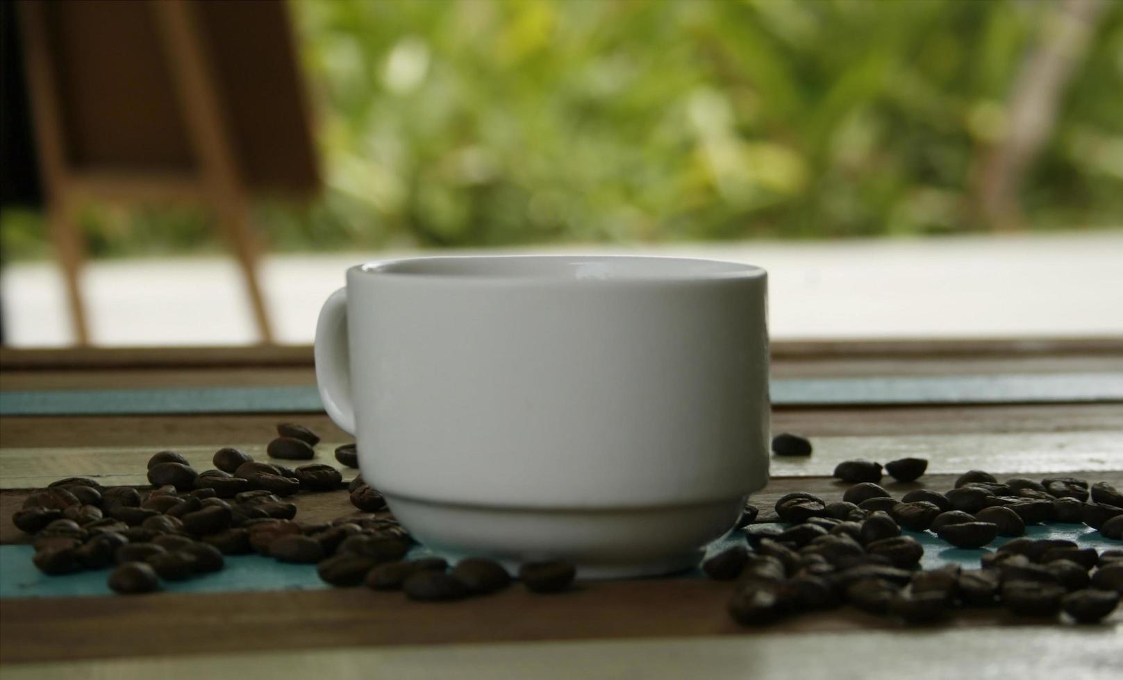 tasse de café photo
