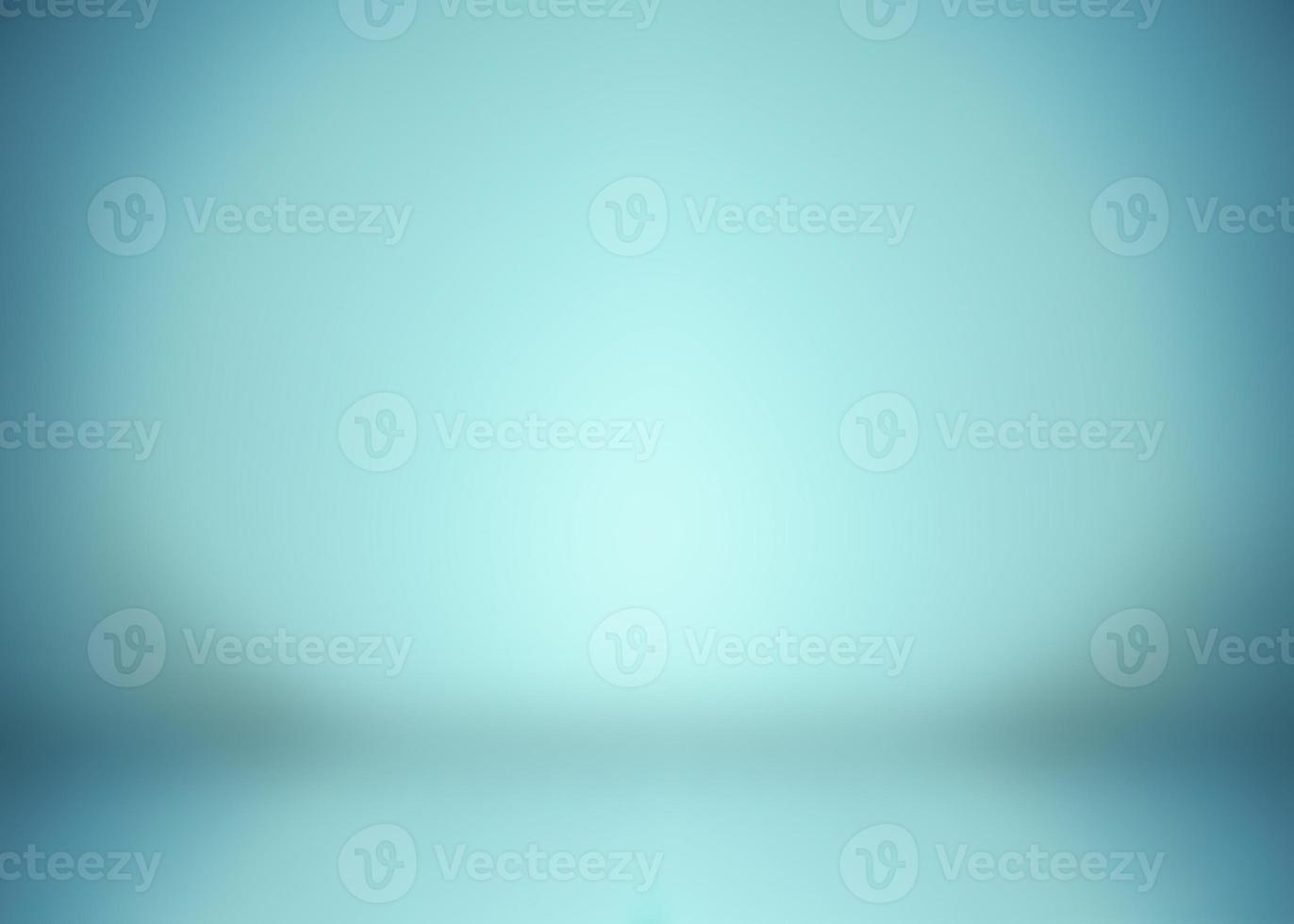 flou abstrait fond bleu doux photo