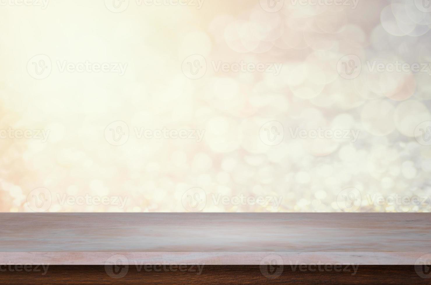 étagère en marbre blanc photo