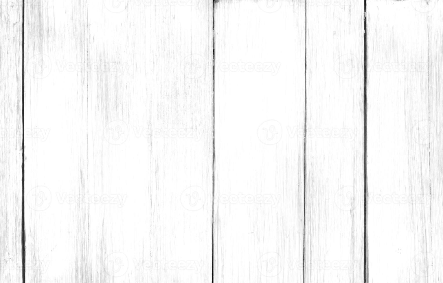 fond de mur en bois blanc photo
