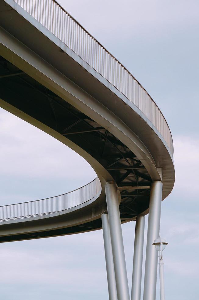 pont de bilbao, espagne photo