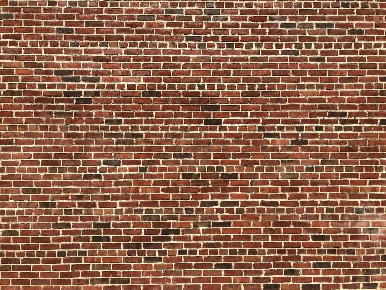 mur de briques rouges photo
