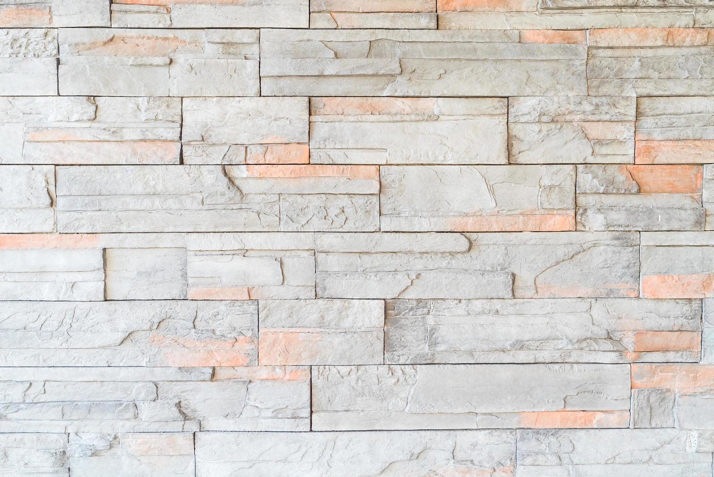 Texture de mur de brique de décoration photo