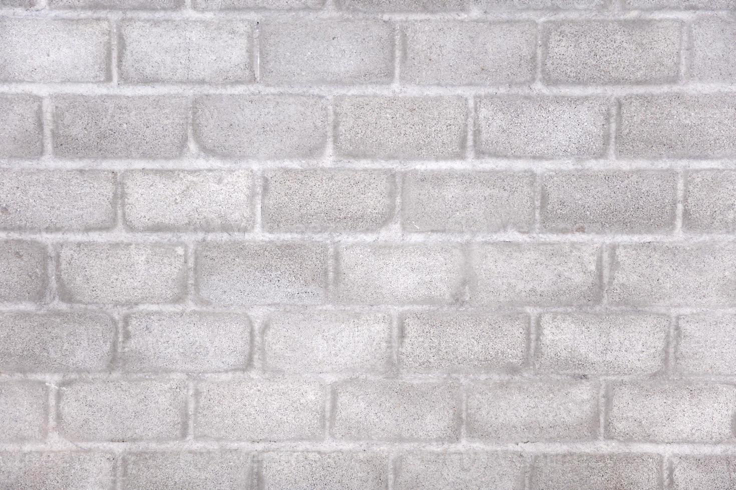 détail du mur de briques photo