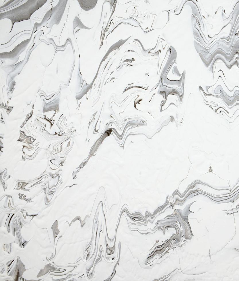 Texture d'art fluide en marbre liquide. photo