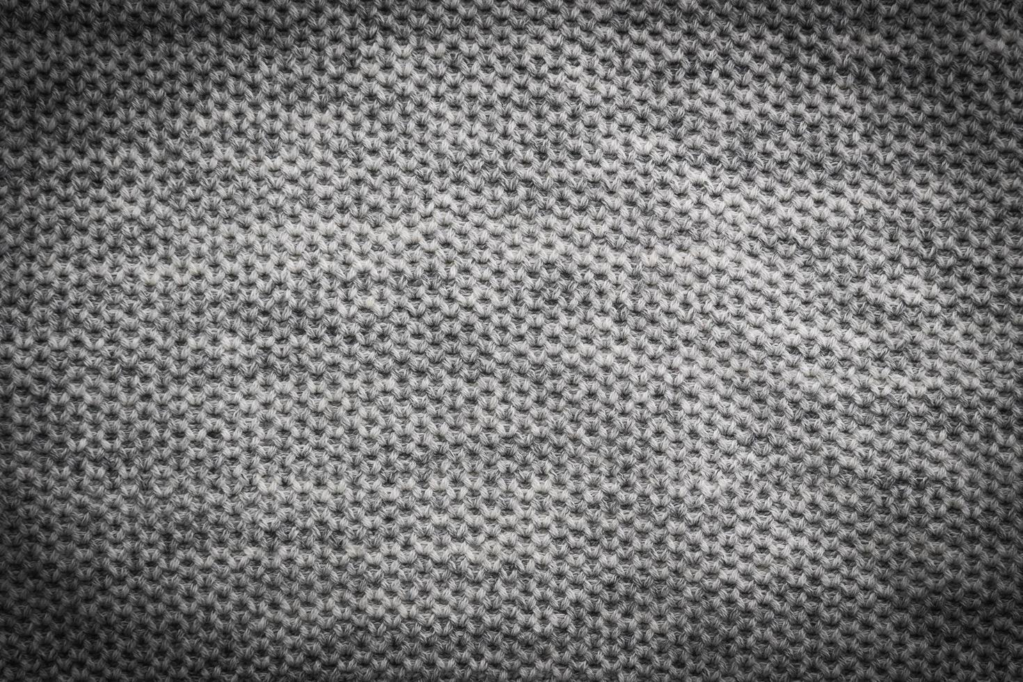texture de coton gris photo