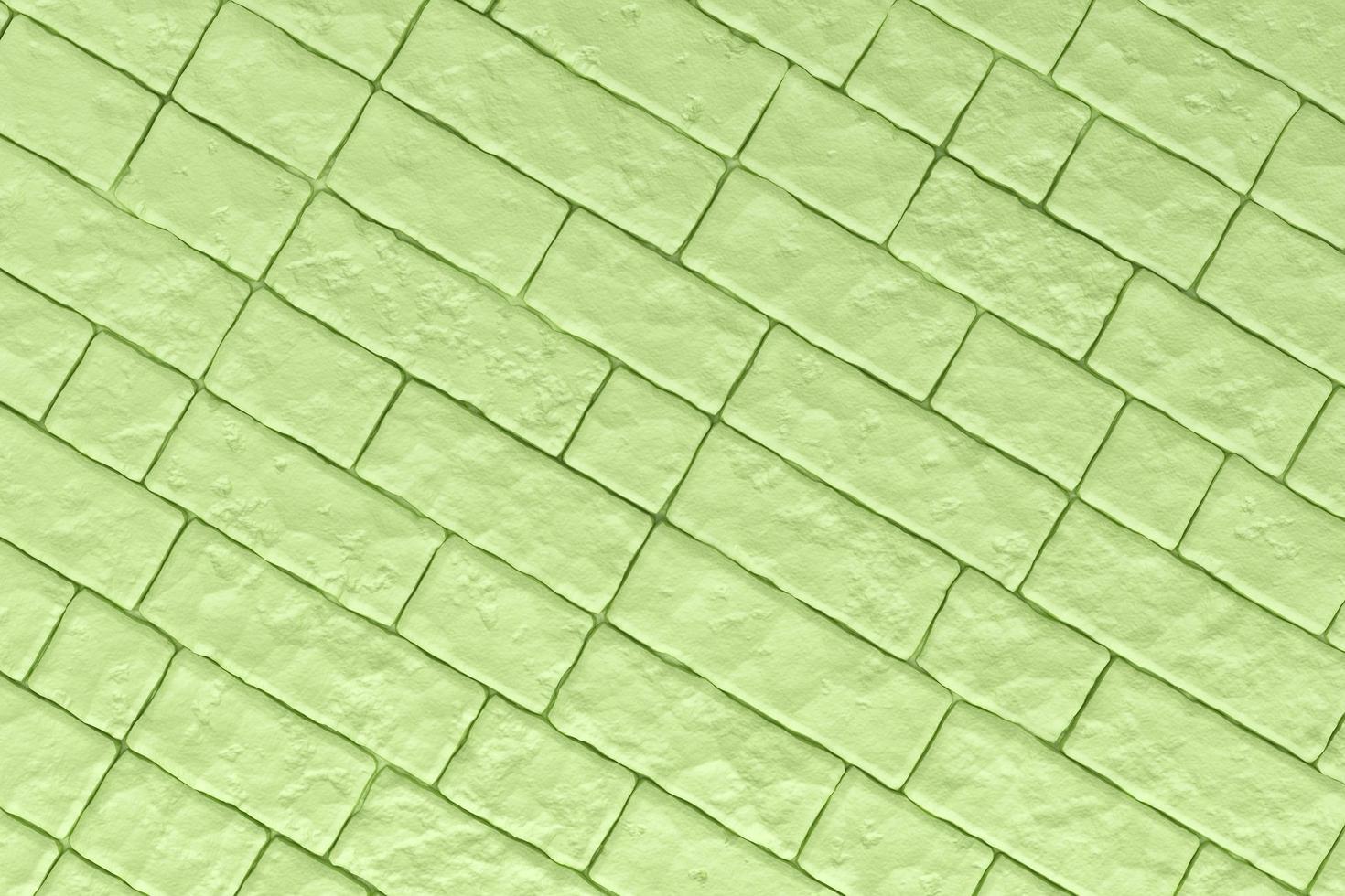 3d illustration d'un mur végétal photo