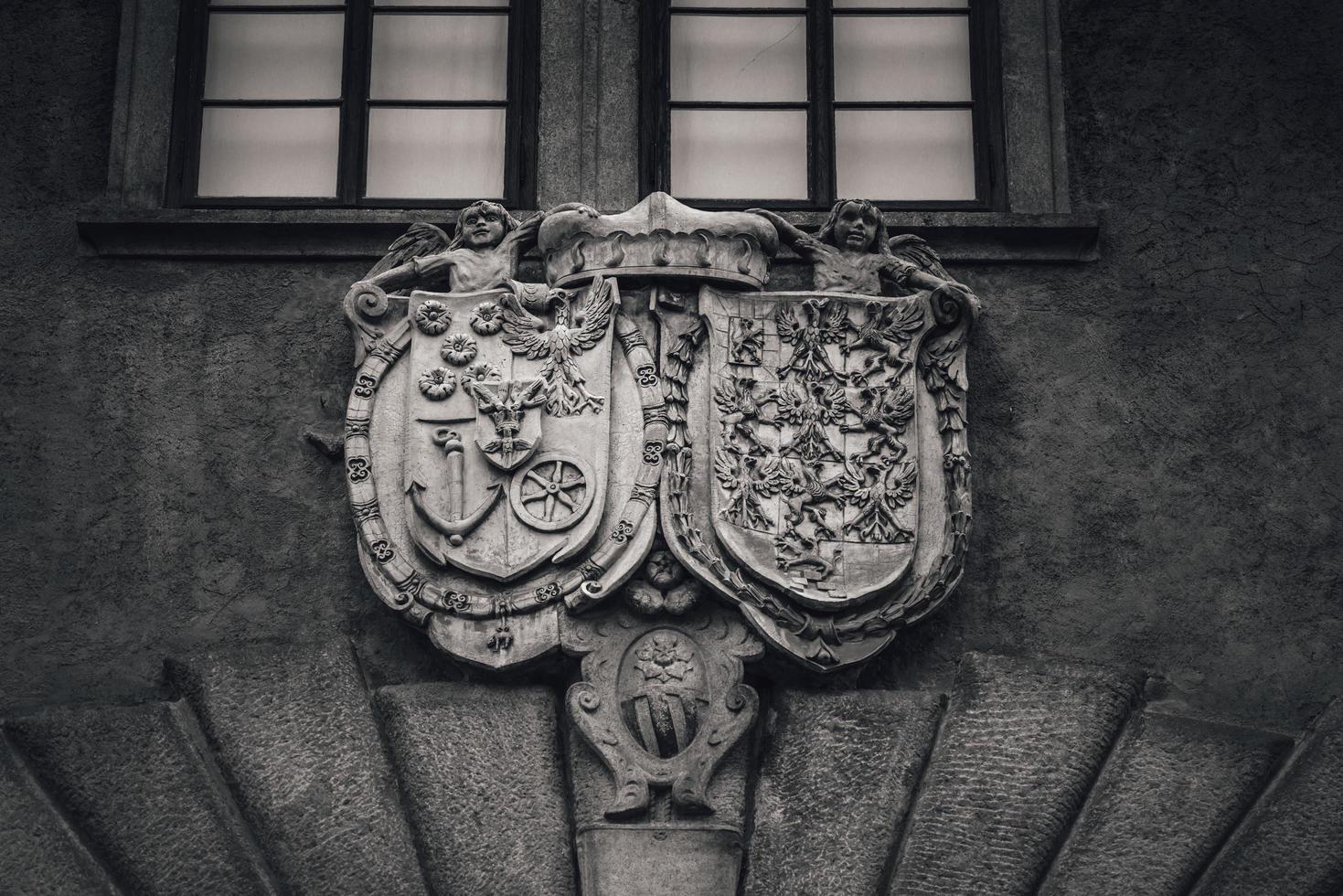 Château de Cesky Krumlov, République tchèque photo