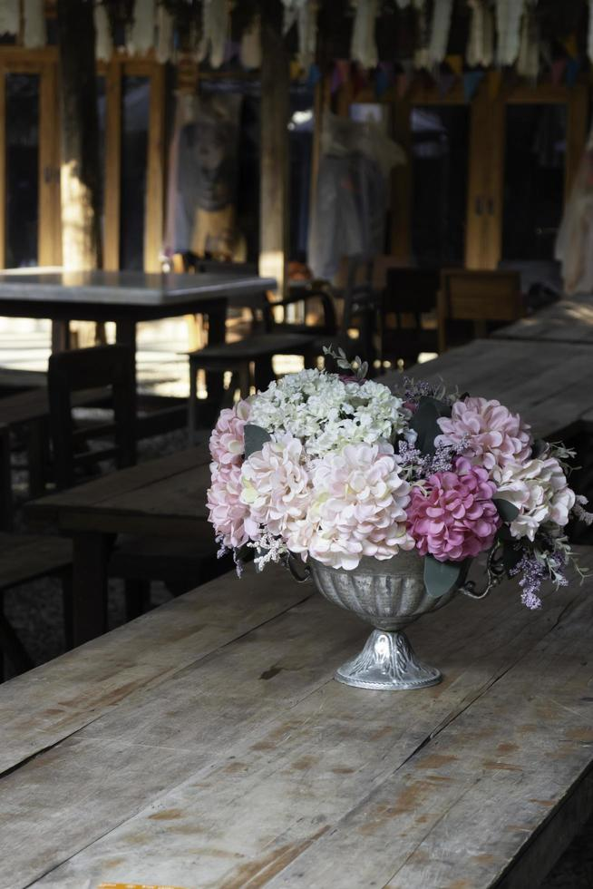 arrangement floral simple photo