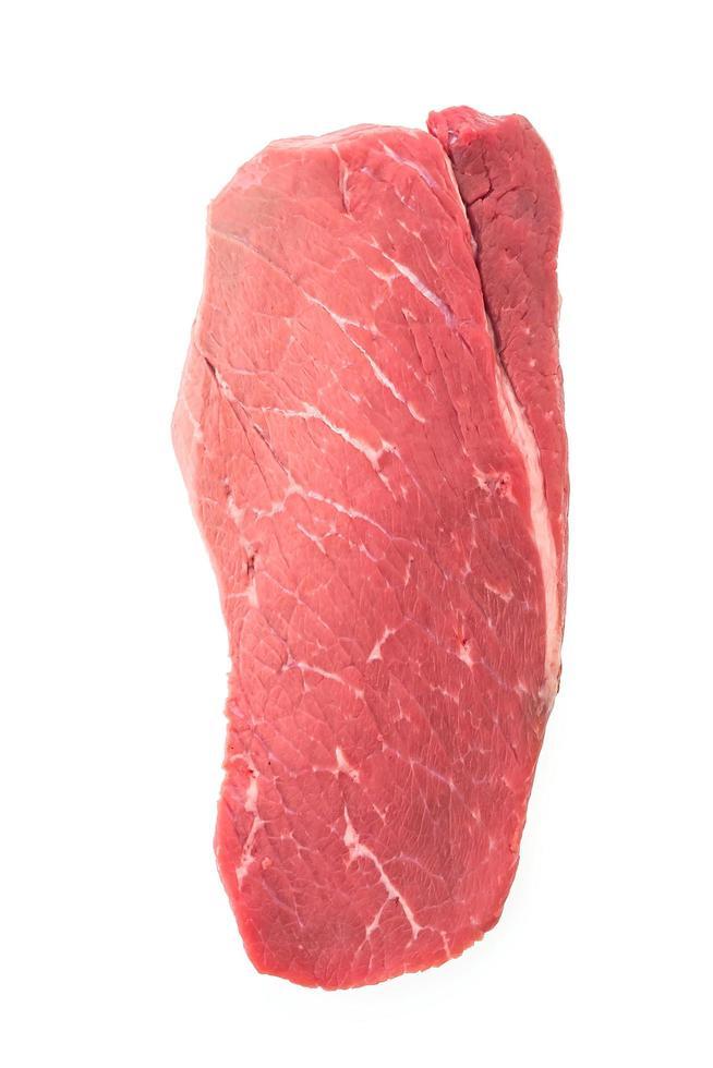 viande de boeuf crue photo