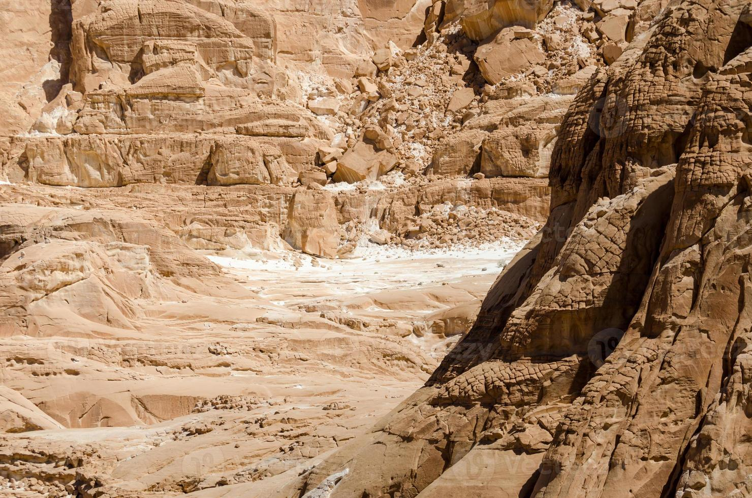 surface de pierre rugueuse photo