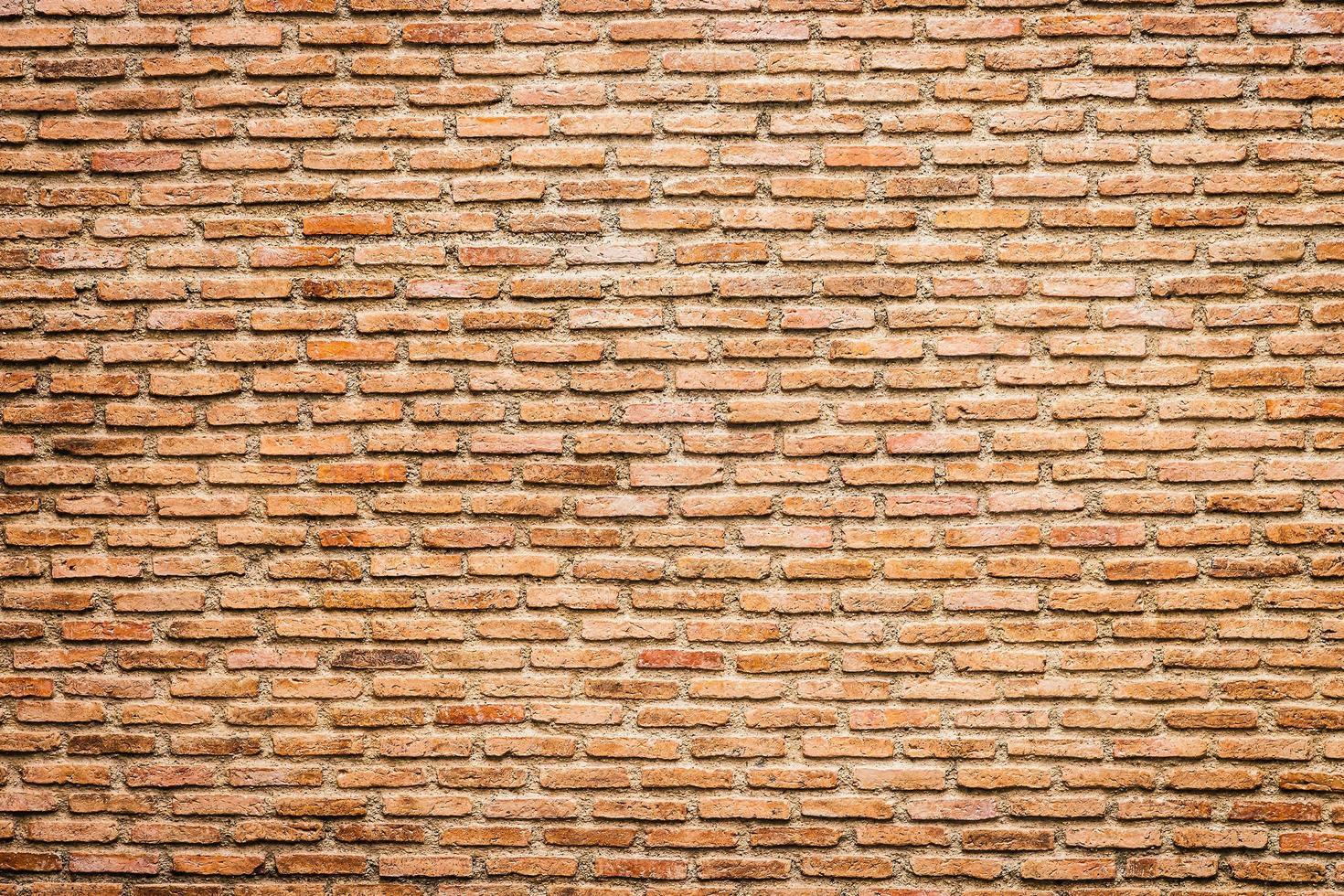 fond de textures de mur de brique photo