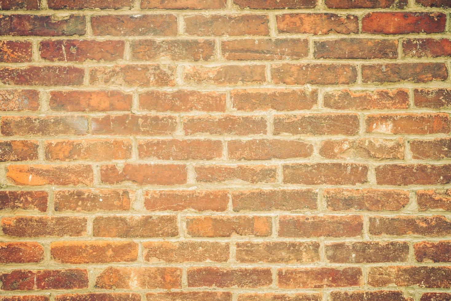 textures de mur de brique en pierre ancienne photo