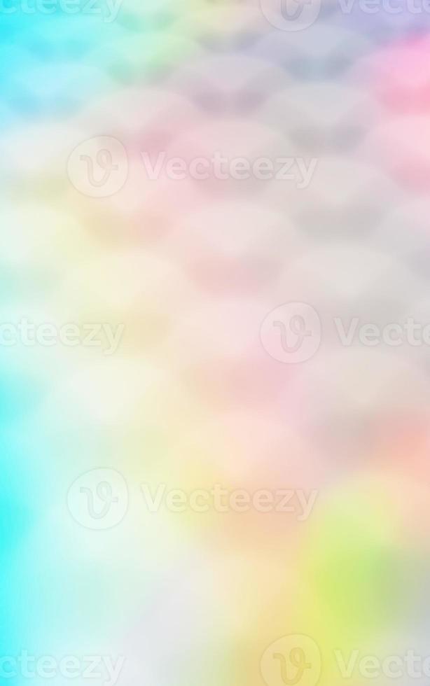une macro étonnante et vibrante de surface irisée avec une texture à l'échelle comme arrière-plan photo