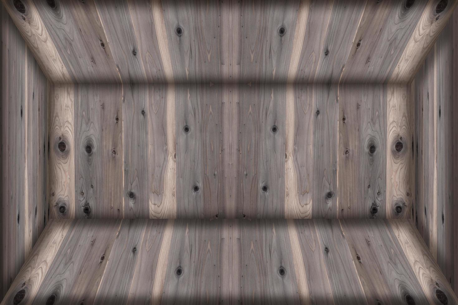 fond de loft en bois délavé photo