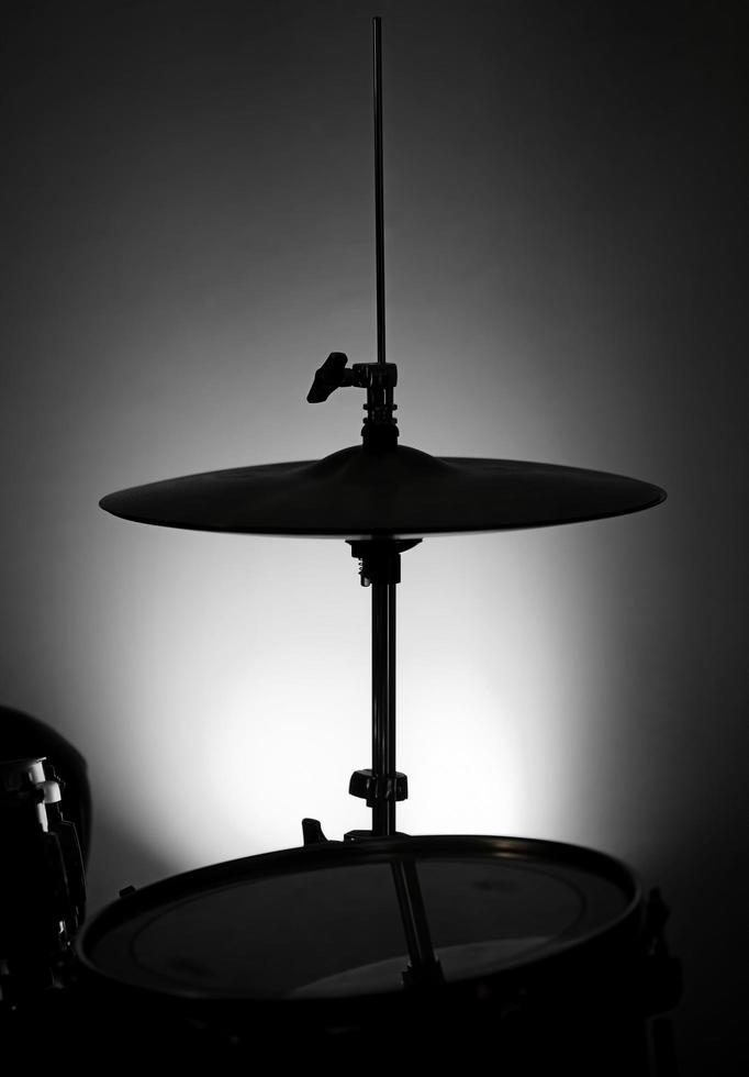 instrument de musique partie rythmique cymbale photo