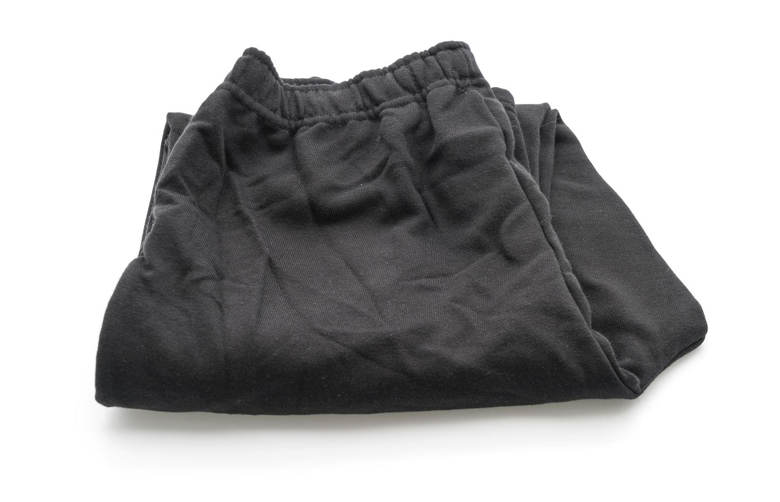 pantalon de survêtement noir photo