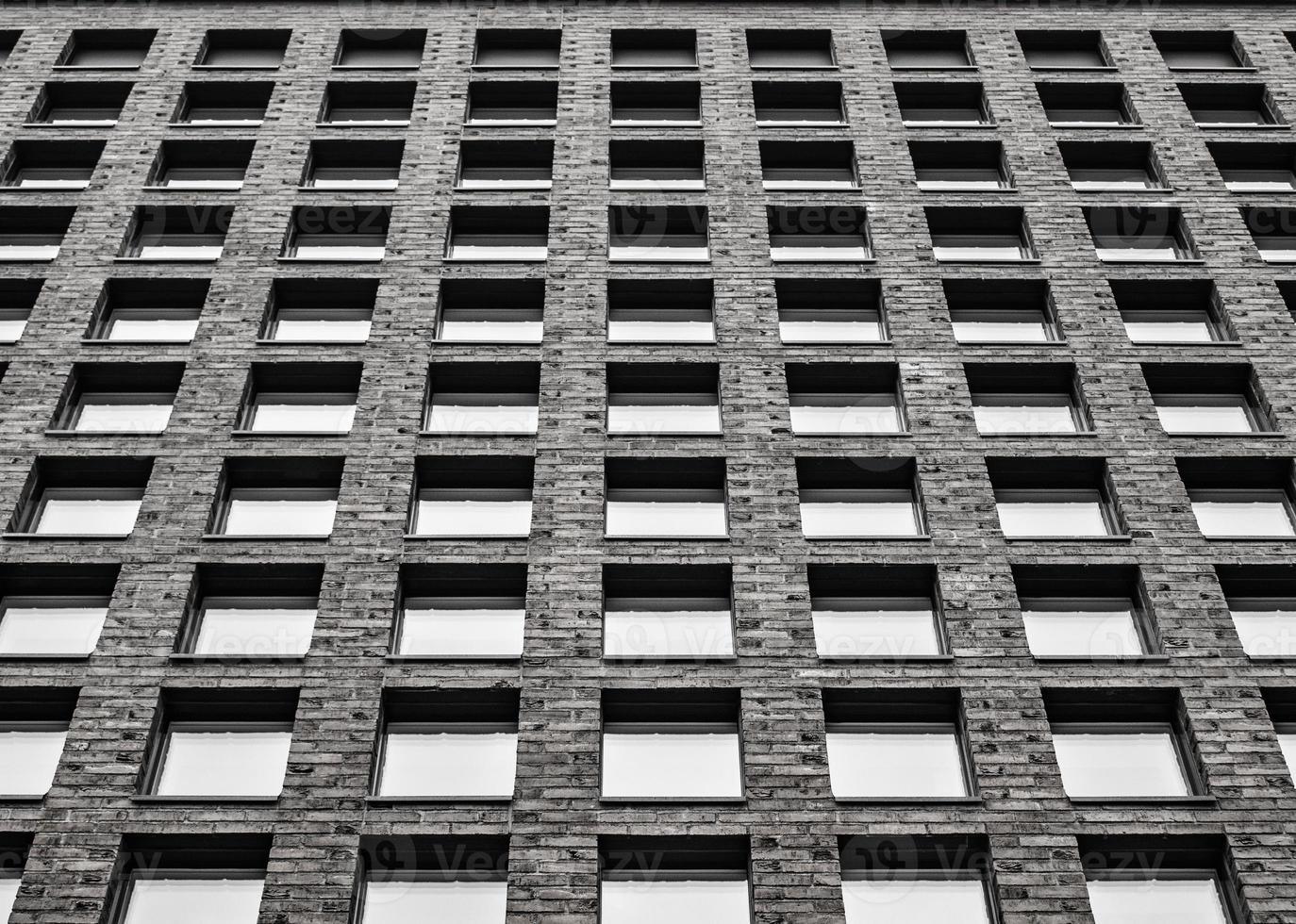 architecture moderne, perspective. géométrie. photo