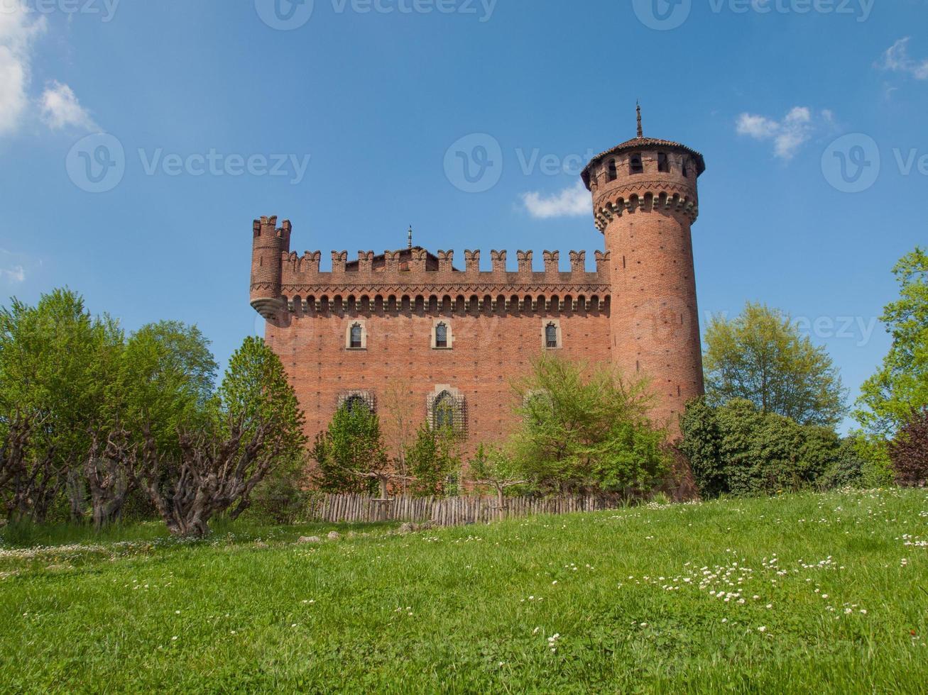 Château médiéval de Turin photo