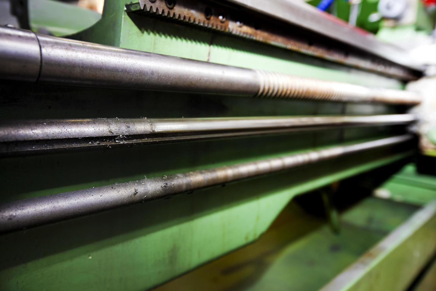 usine industrielle technologique machines fabrication photo