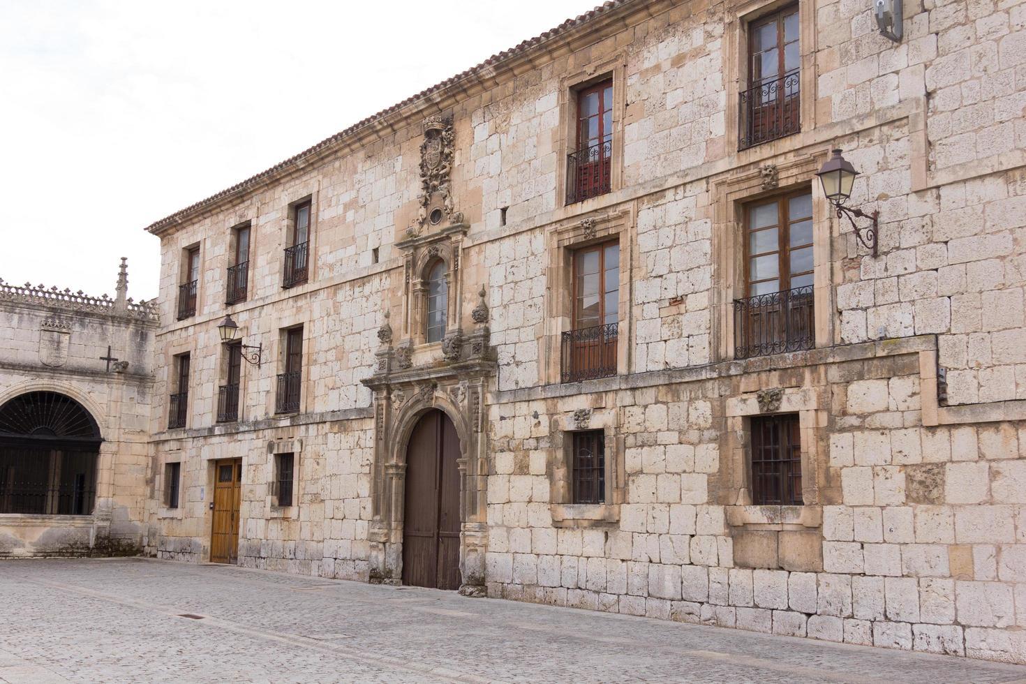 las huelgas, monastère de la ville de burgos photo