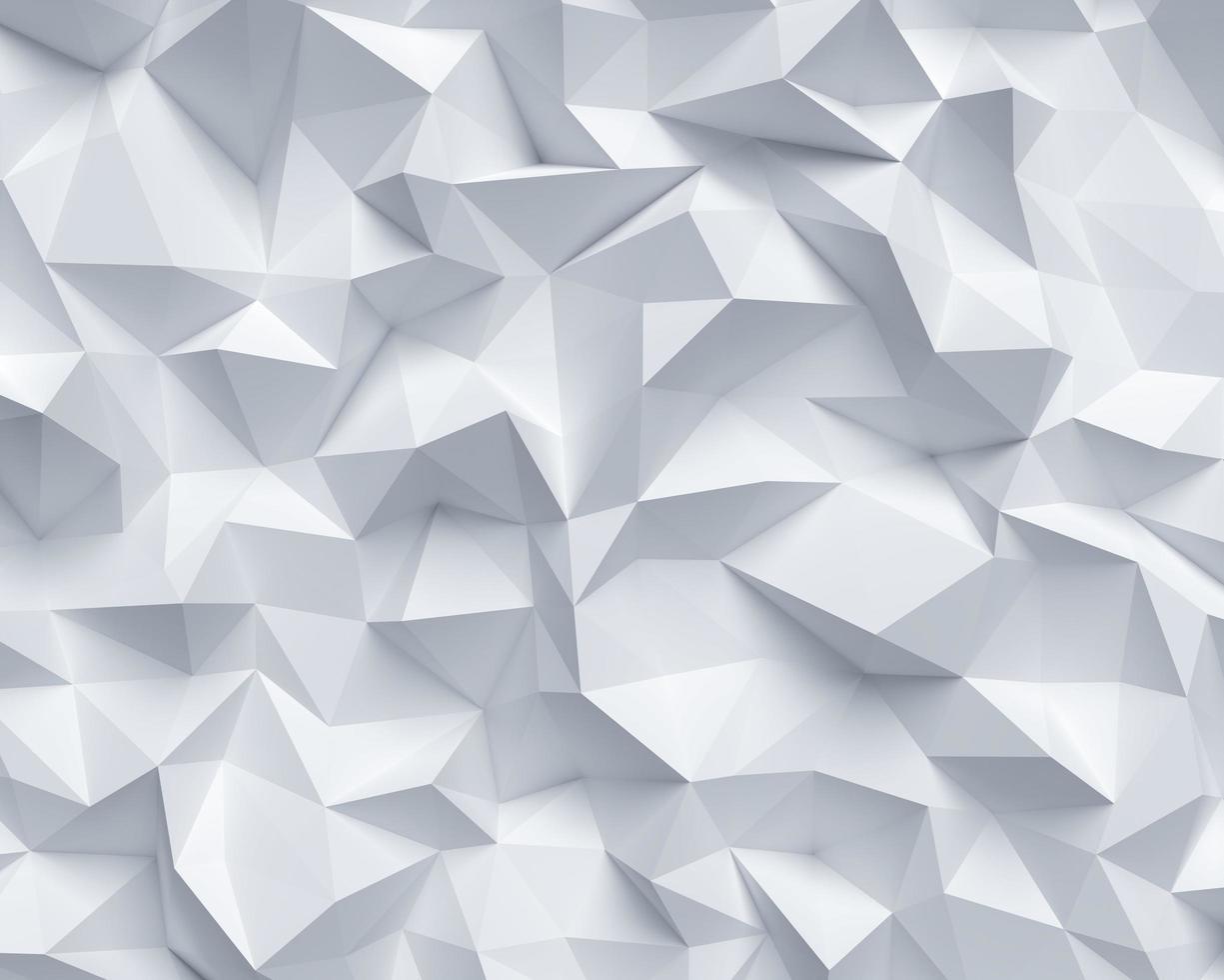 fond triangulaire 3d photo