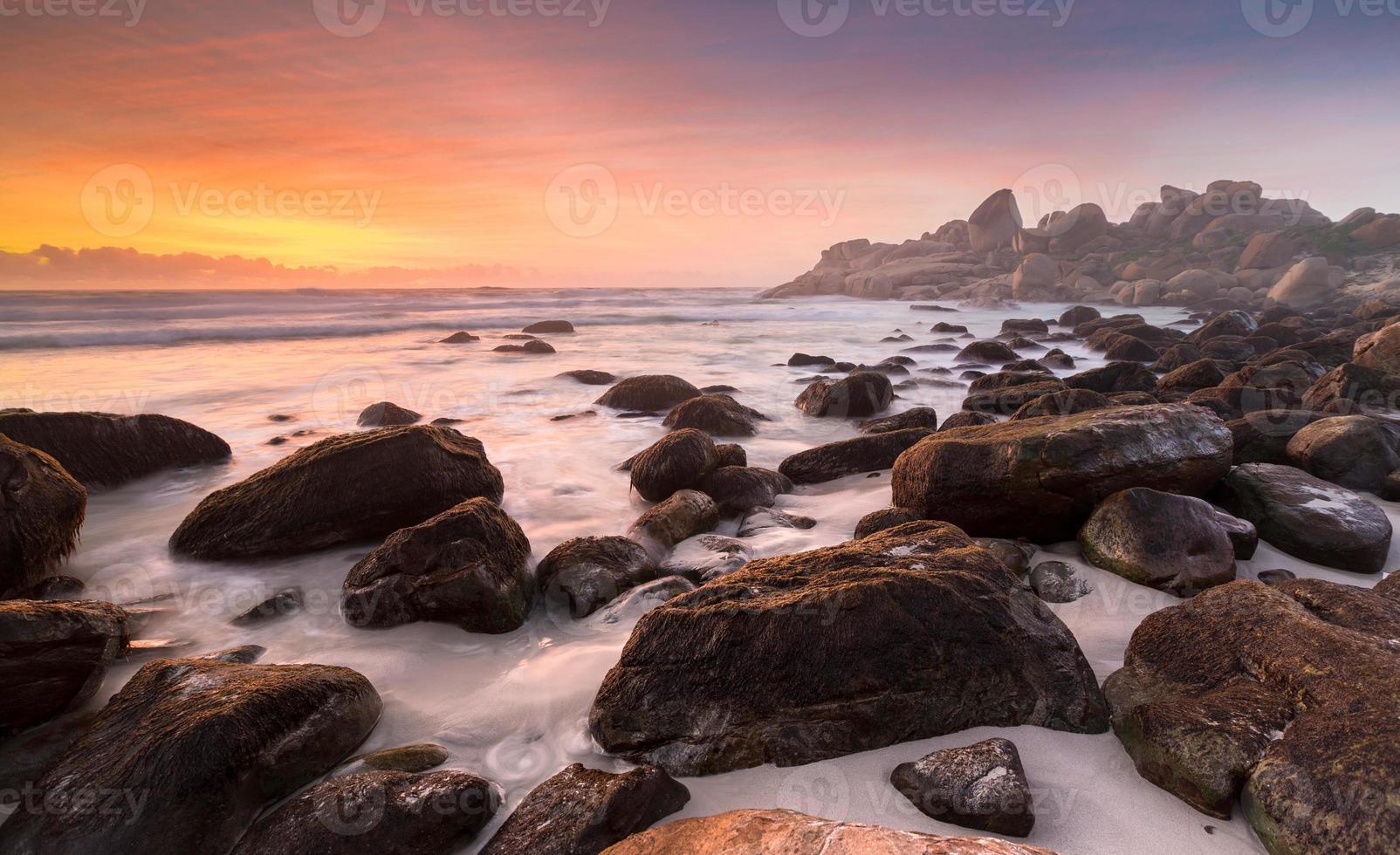 paysage de bonheur océanique photo